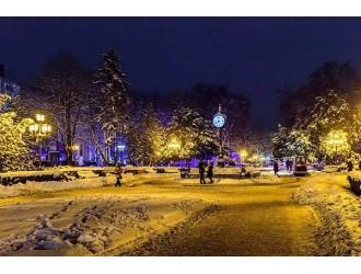 Зимовий Тернопіль: роздуми на порозі весни