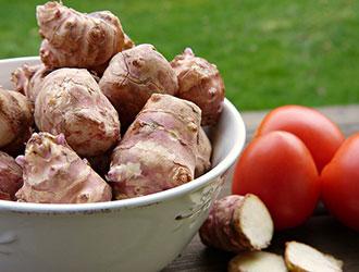 Топінамбур – картопля, груша чи просто корисна смакота?!