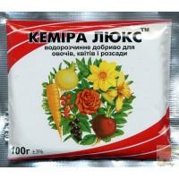 Кеміра ЛЮКС, 100 г (Кеміра) NPK 16-20.6-27.1+мікроелементи