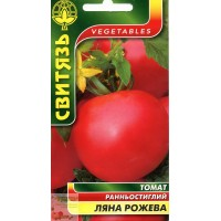 Насіння томат Ляна рожева, 0,1 г
