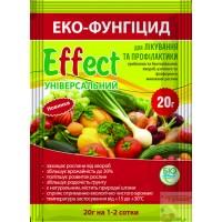 Биофунгицид Effect универсальный для профилактики и лечения грибковых заболеваний растений, 20 г