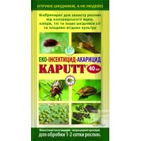 Інсектоакарицид Kaputt, 40 мл